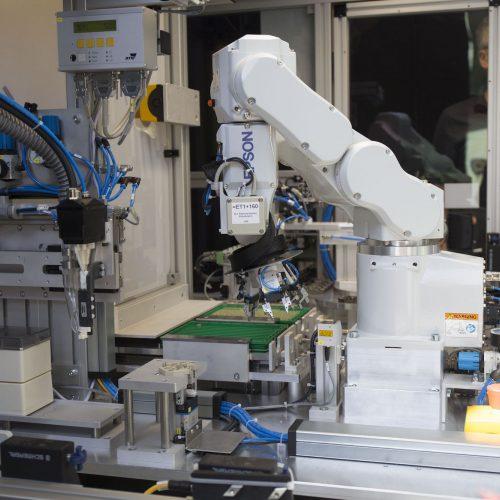 Mobil Robot Galerie1