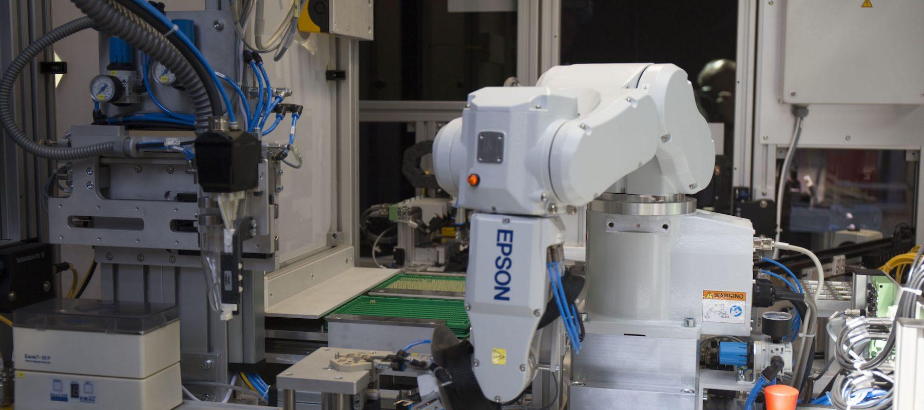 Mobil Robot Galerie2