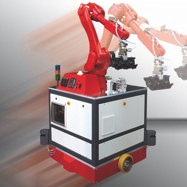 Referenzen Mobile Robot Header