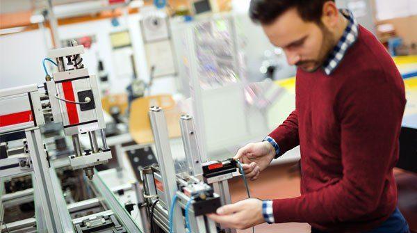 Jobs Industriemechaniker