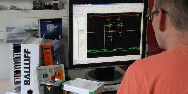 Virtuelles Projekt Elektroplanung